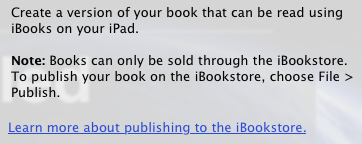 Why iBook Author is Ho-Hum